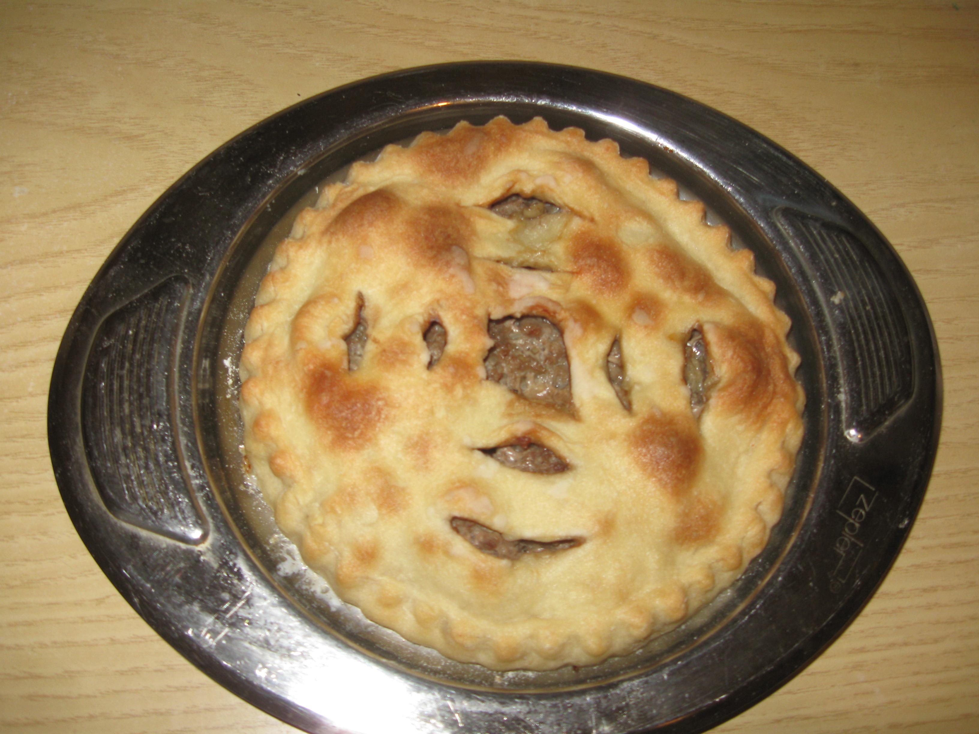 Фото осетинского пирога с мясом в домашних условиях