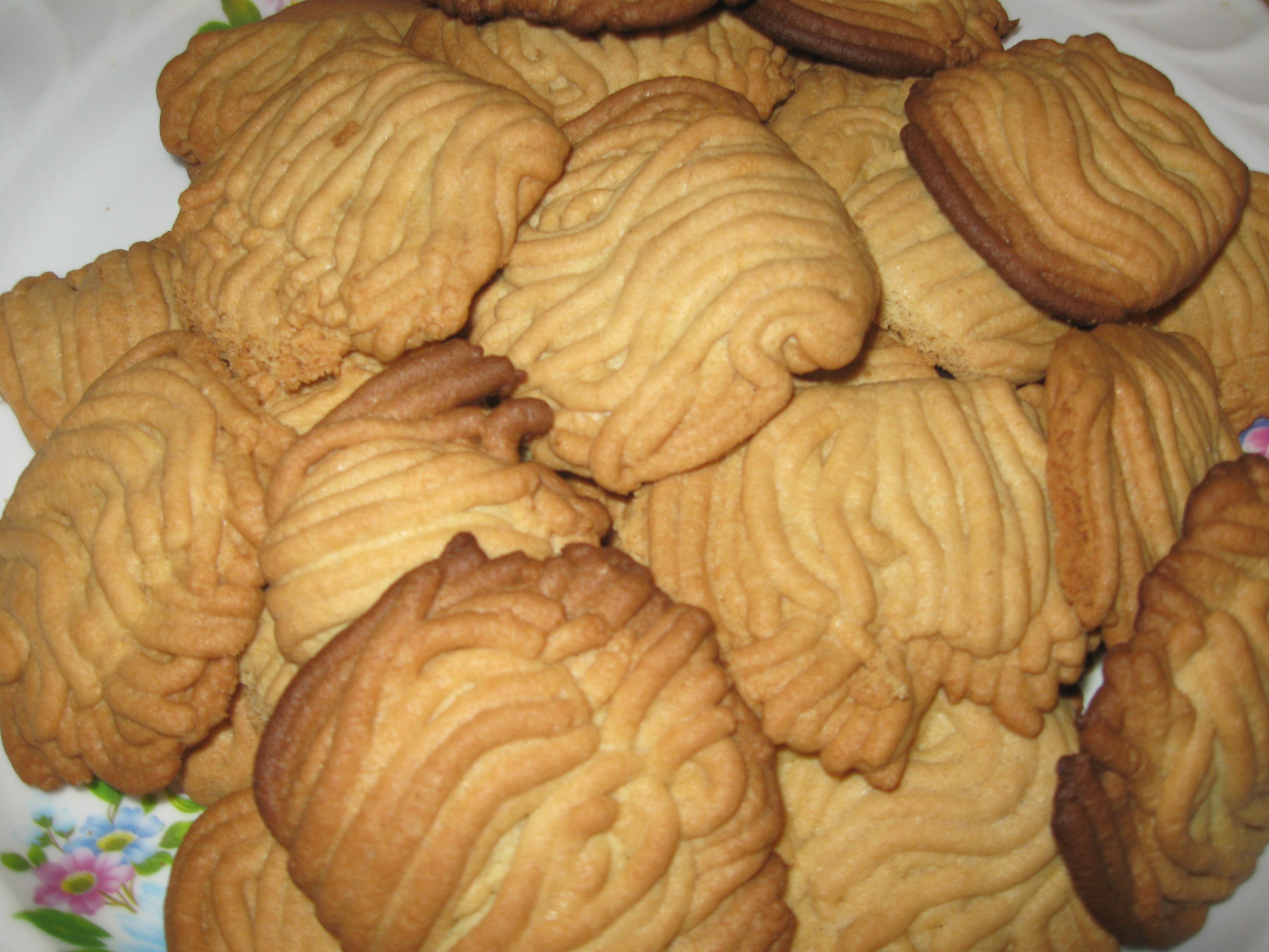 Рецепты песочного печенья в домашних условиях песочное