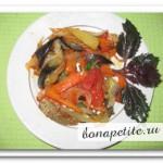 баклажаны жареные с помидорами.0jpg