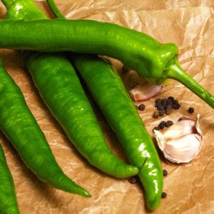 Маринованный зеленый перец