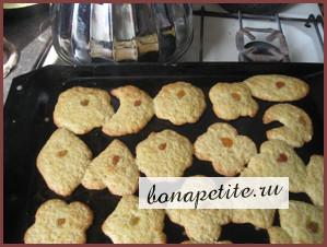 песочное печенье рецепт классический