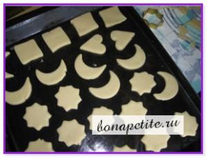 песочное печенье классическое