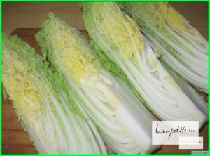 корейская капуста кимчи
