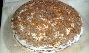 приготовить торт просто