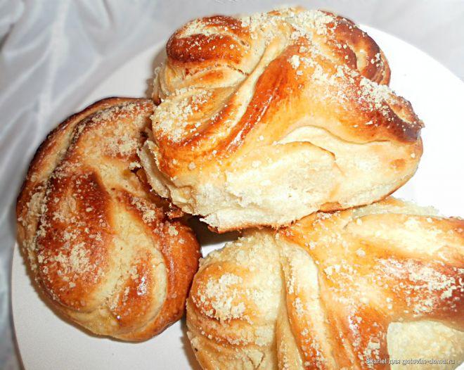 Испечь булочки вкусно и просто