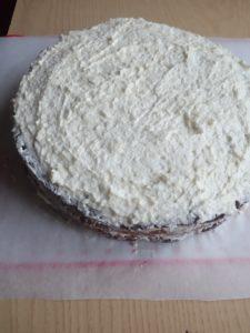 торт птичье молоко без желатина