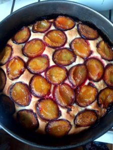 Американский сливовый пирог рецепт с фото